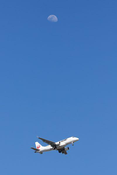 JL/JAL/日本航空  ERJ-170 JA214J