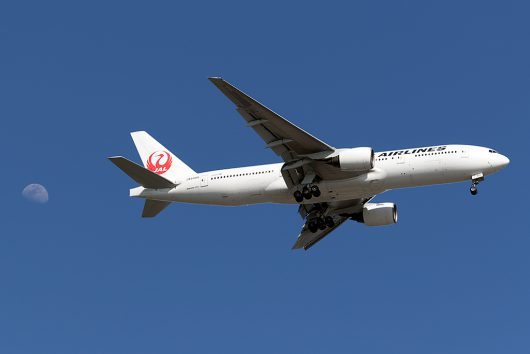 JL/JAL/日本航空  B777-200 JA8985
