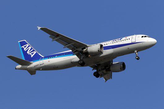 NH/ANA/全日空  A320 JA8946