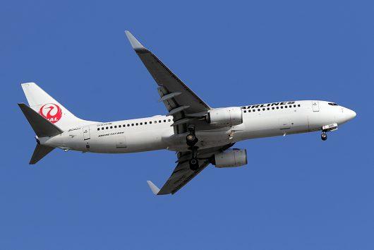 JL/JAL/日本航空  B737-800 JA342J