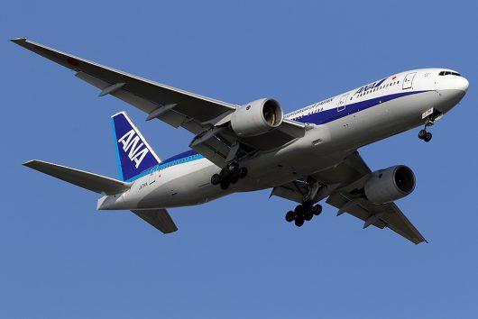 NH/ANA/全日空  B777-200 JA714A