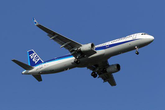 NH/ANA/全日空  A321Neo JA112A