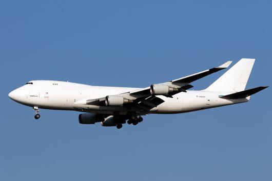5Y/GTI/アトラス航空 5Y7133 B747-400F N407KZ