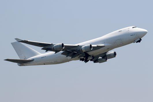 5Y/GTI/アトラス航空 5Y7168 B747-400F N407KZ