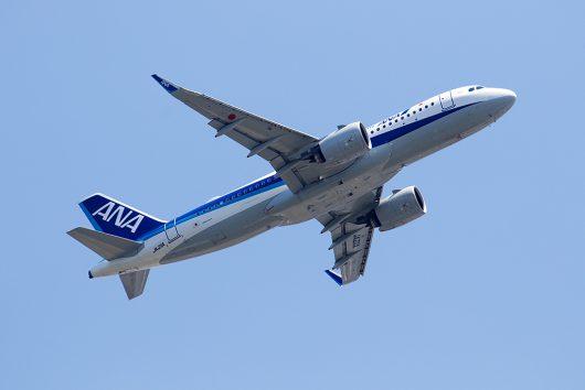 NH/ANA/全日空 NH929 A320Neo JA211A