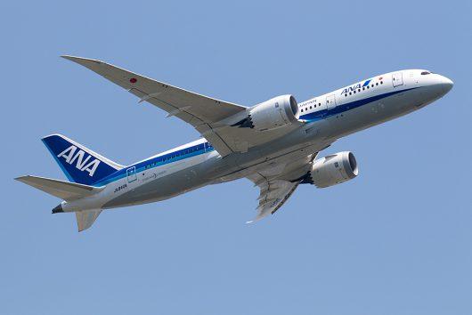 NH/ANA/全日空 NH817 B787-8 JA840A