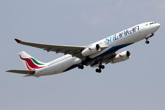 UL/ALK/スリランカ航空 UL455 A330-300 4R-ALR