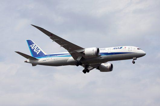 NH/ANA/全日空  B787-8 JA831A