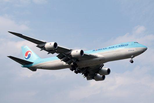 KE/KAL/大韓航空 KE551 B747-8F HL7617