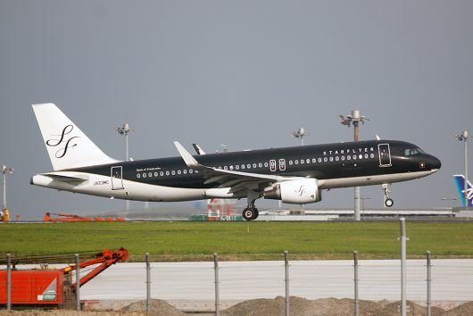 7G/SFJ/スターフライヤー  A320 JA23MC