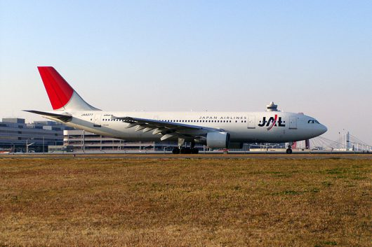 JAL A300-600R JA8377