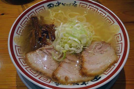 中華そば(750円)