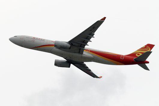 HX/CRK/香港航空  A330-300 B-LNO