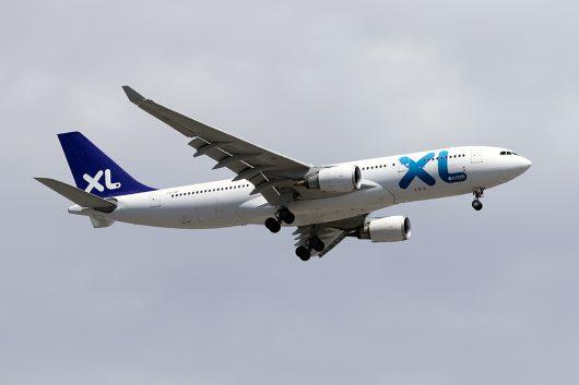 SE/XLF/XL航空  A330-200 CS-TQP