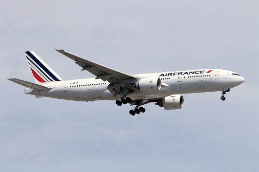AF/AFR/エールフランス  B777-200ER F-GSPE
