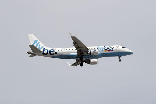 BE/BEE/フライビー  ERJ175 G-FBJK