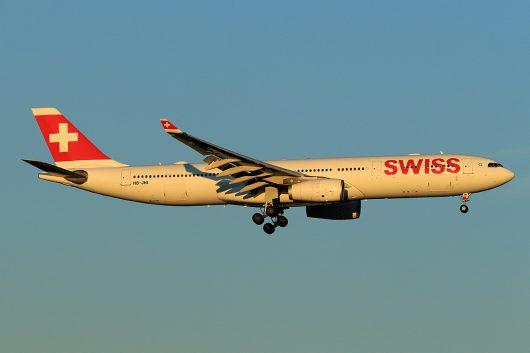 LX/SWR/スイス国際航空  A330-300 HB-JHI