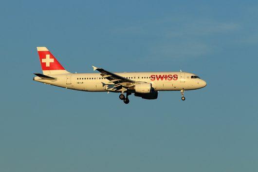 LX/SWR/スイス国際航空  A320 HB-IJB