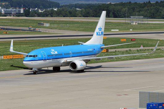 KL/KLM/KLMオランダ航空  B737-700 PH-BGO