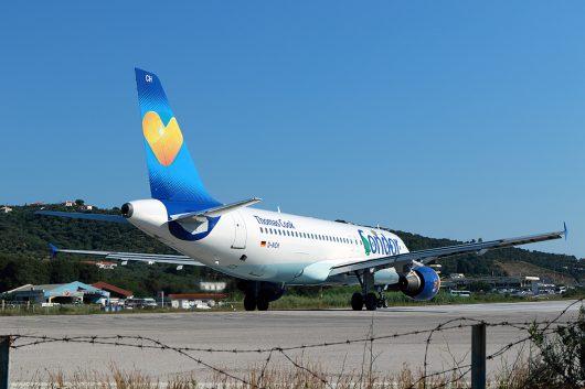DE/CFG/コンドル航空 DE1743 A320 D-AICH