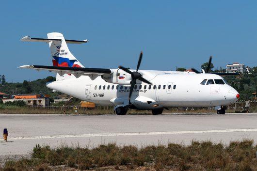 GQ/SHE/スカイ・エクスプレス GQ51 ATR42 SX-NIK