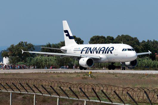 AY/FIN/フィンランド航空 AY728 A319 OH-LVI