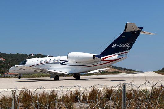 Biz/Biz/Biz - Cessna 525 CJ4  M-OBIL