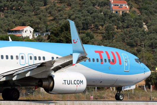 OR/TFL/TUIフライ・ネーデルランド  B737-800 PH-TFF