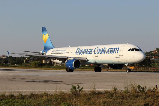 MT/TCX/トーマスクック・エアラインズ MT1005 A321 G-DHJH