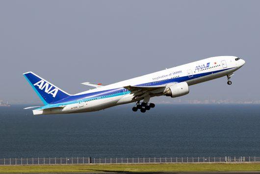 今回トラブルが発生したJA703A号機