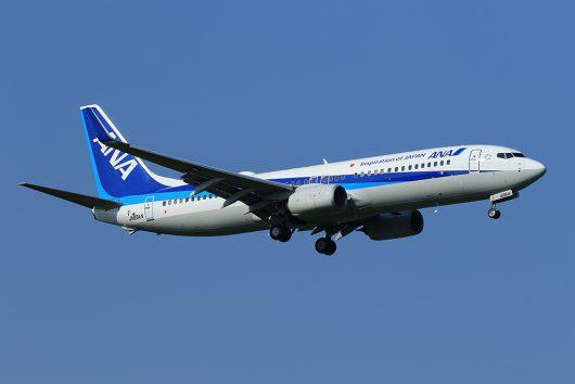 NH/ANA/全日空 NH2154 B737-800 JA69AN