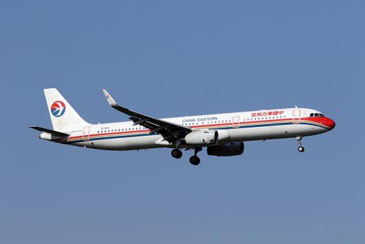 MU/CES/中国東方航空 MH521 A321 B-1812