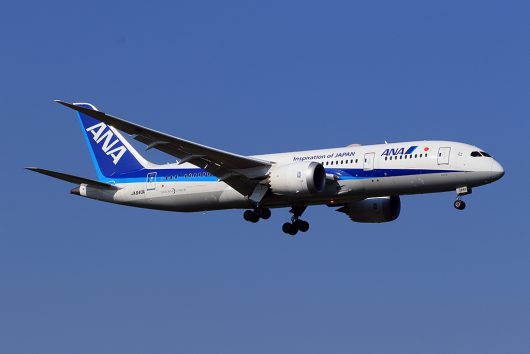 NH/ANA/全日空 NH816 B787-8 JA840A