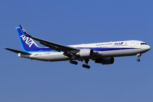 NH/ANA/全日空 NH948 B767-300ER JA624A