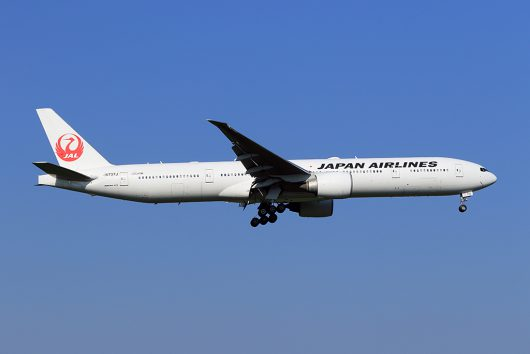 JL/JAL/日本航空 JL9 B777-300ER JA739J