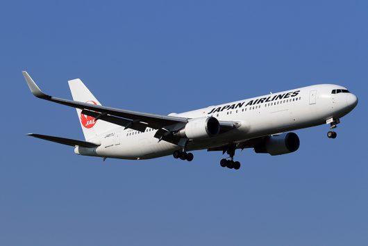 JL/JAL/日本航空 JL746 B767-300ER JA617J