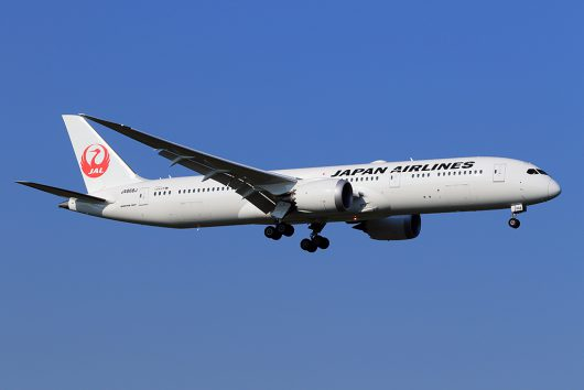 JL/JAL/日本航空 JL746 B787-9 JA868J