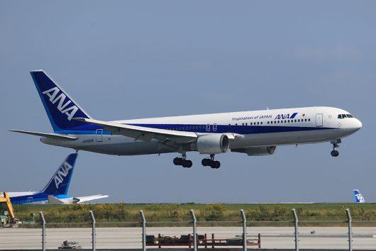 NH/ANA/全日空 NH624 B767-300 JA8324
