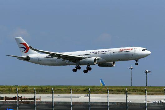 MU/CES/中国東方航空 MU537 A330-300 B-5953
