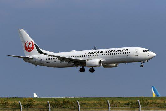 JL/JAL/日本航空 JL692 B737-800 JA332J