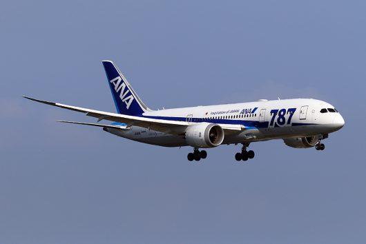 NH/ANA/全日空 NH646T B787-8 JA818A