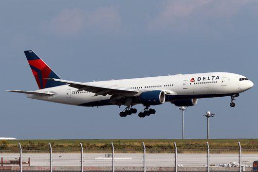 DL/DAL/デルタ航空 DL7 B777-200ER N863DA