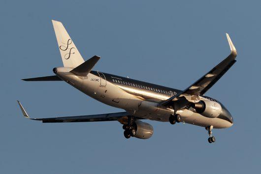 7G/SFJ/スターフライヤー 7G64 A320 JA23MC