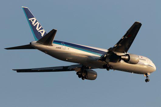 NH/ANA/全日空 NH626 B767-300 JA8669