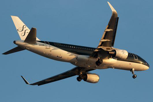 7G/SFJ/スターフライヤー 7G14 A320 JA22MC