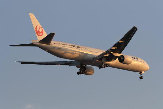 JL/JAL/日本航空  B777-300ER JA751J