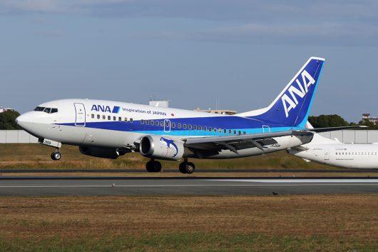 NH/ANA/全日空 NH746 B737-500 JA359K