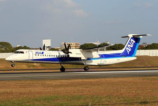 NH/ANA/全日空 NH1642 DHC8-400 JA847A