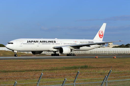 JL/JAL/日本航空 JL2087 B777-300ER JA751J