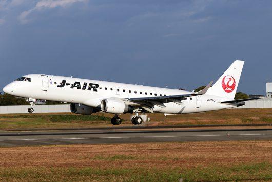 JL/JAL/日本航空  ERJ190 JA250J